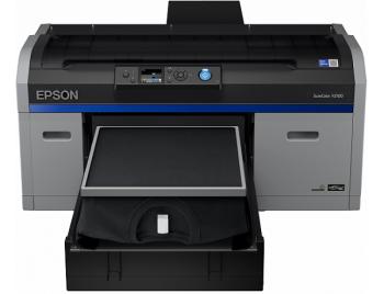 Epson SureColor SC‑F2100 (5C) Versatile DTG Printer