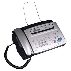 Brother FAX-236S All in One Fax Machine