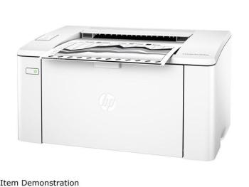 HP LaserJet Pro M102w Wireless Printer