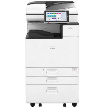 Ricoh IM C2000 Color Laser Multifunction Printer