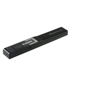 IRIS IRIScan Book 5 Portable Wifi Scanner- Black
