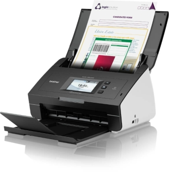 Brother Automatic Duplex Document Scanner ADS-2600W