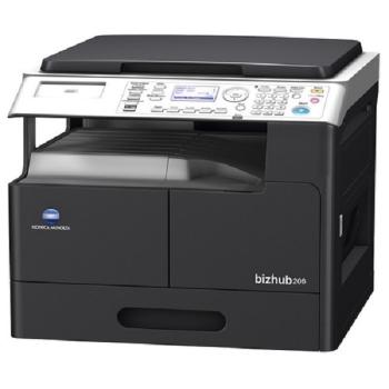 Konica Minolta Bizhub 206 Multi-Function Printer