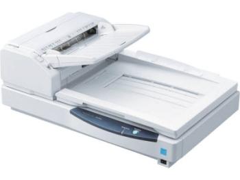Panasonic Low Volume Flatbed Color Document Scanner KV-S7075C-U