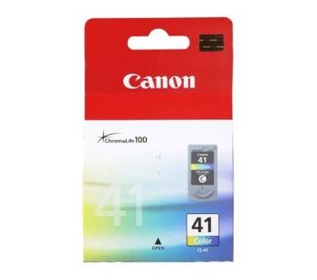 Canon CL-41 Color Original Ink Cartridge (CL-41 Color)