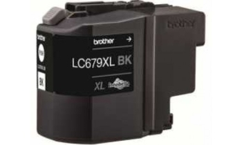 Brother High Yield Black Ink Cartridges LC679XLBK