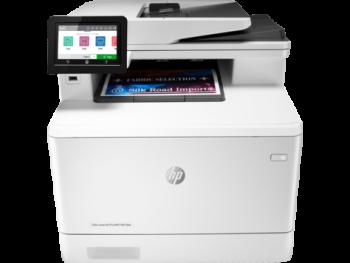 HP M479dw Color LaserJet Pro Multifunction Printer