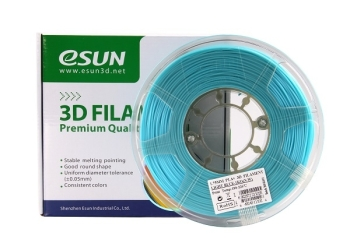 ESun 3D Filament PLA+ 1.75mm Light Blue