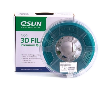 ESun 3D Filament PLA+ 1.75mm Green