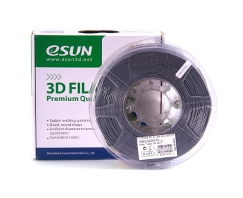 ESun 3D Filament PLA+ 1.75mm Grey