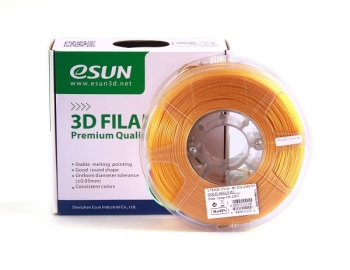 ESun 3D Filament PLA+ 1.75mm Gold