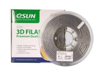 ESun 3D Filament PLA+ 1.75mm Silver