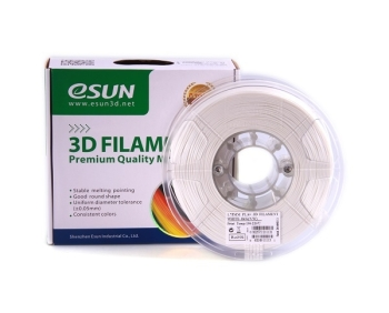 ESun 3D Filament PLA+ 1.75mm White