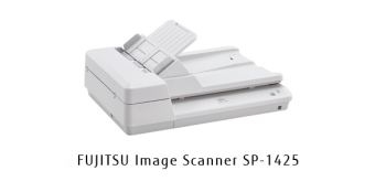 Fujitsu SP-1425 ScanSnap Image Scanner