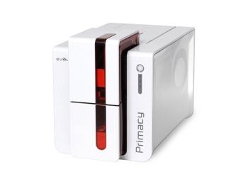 Evolis Primacy ID Card Printer with Simplex LCD Bundle