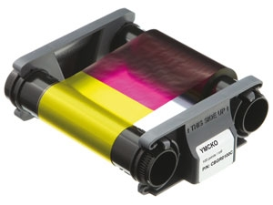 Evolis YMCKO Color Ribbon