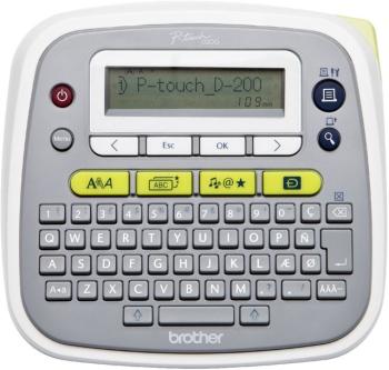 Brother PT-D200AR Desktop Labeller