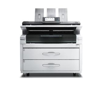 Ricoh MP W6700SP Large Format Black & White Printer