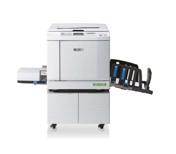 Riso SF5350 High-Speed Digital Duplicator/Fully Automatic Printer