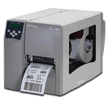 Zebra S4M Heavy Duty Label Printer