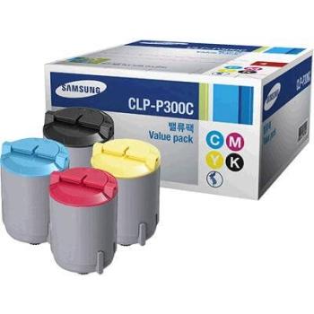 Samsung CLP-300 Value Pack Toner