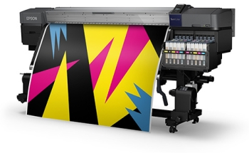 Epson SureColor SC F9400 Dye Sub Large Printer