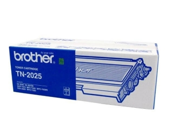 Brother TN-2025 Black Original Toner Cartridge