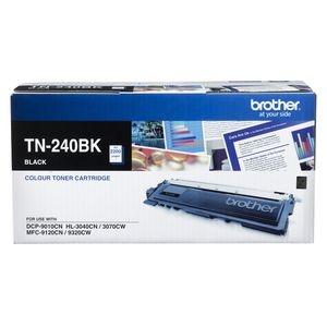 Brother Black Toner Cartridges TN240BK
