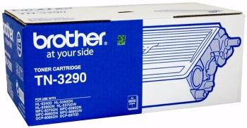 Brother TN-3290 Black Original Toner Cartridge