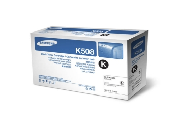 Samsung CLT-K508 Black Toner Cartridge