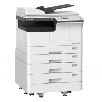 Toshiba e-Studio 2309A A3/A4 Monochrome MFP With RADF & Duplex Additional Sheet Drawer