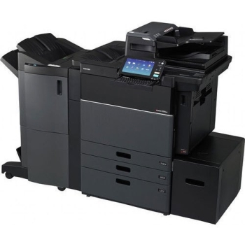 Toshiba e-Studio 6518A A4  Multifunction Printer (M/C+KA-6551ET-Exit Tray)
