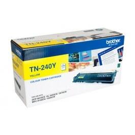Brother TN240 Yellow Original Toner Cartridge