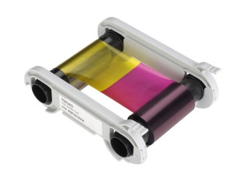 Evolis YMCKO Ribbon Cassette For 300 Prints