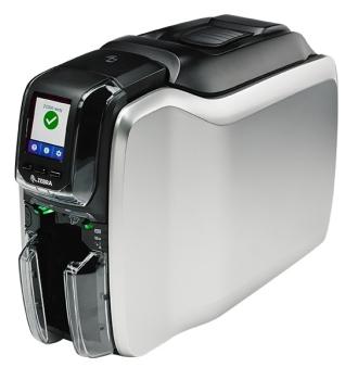 Zebra ZC32-000C000EM00 Dual Sided USB & Ethernet ID Card Printer