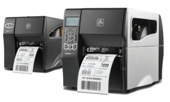 Zebra ZT230 Industrial Barcode Printer